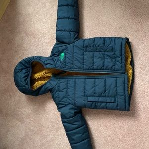 TODDLER BOYS' REVERSIBLE MOSSBUD SWIRL JACKET